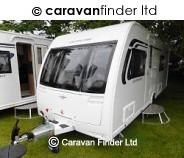 Lunar Quasar 554 2016 caravan