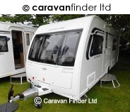 Lunar Solaris 554 2016 caravan