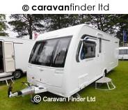 Lunar Quasar 574 2016 caravan