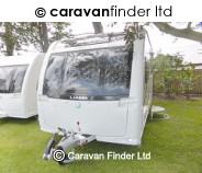 Lunar Stellar 2016 caravan