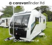 Lunar Clubman SB 2017 caravan