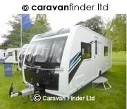 Lunar Clubman SE 2017 caravan