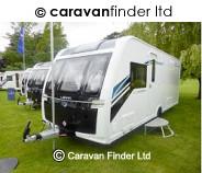 Lunar Clubman SI 2017 caravan