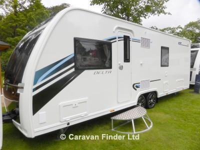 Used Lunar Delta RI 2017 touring caravan Image
