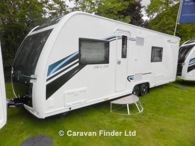 Used Lunar Delta TS 2017 touring caravan Image