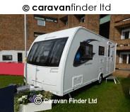 Lunar Quasar 524 2017 caravan