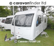 Lunar Quasar 544 2017 caravan