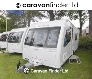 Lunar Quasar 554 2017 caravan