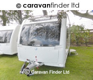 Lunar Stellar 2017 caravan