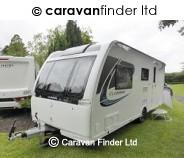 Lunar Clubman ES 2018 caravan