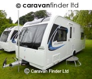 Lunar Clubman SR 2018 caravan
