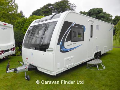 New Lunar Delta TI 2018 touring caravan Image