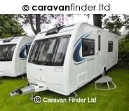 Lunar Quasar 544 2018 caravan
