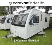 Lunar Quasar 554 2018 caravan