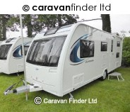 Lunar Quasar 586 2018 caravan
