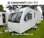 Lunar Quasar 674 2018 caravan