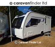 Lunar Clubman CK 2019 caravan