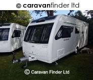 Lunar Quasar 524 2019 caravan