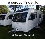 Lunar Quasar 544 2019 caravan