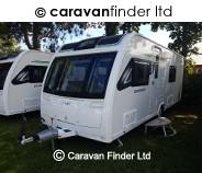 Lunar Quasar 554 2019 caravan