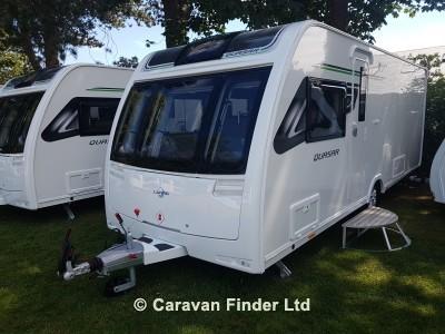 New Lunar Quasar 574 2019 touring caravan Image