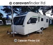 Lunar Quasar 696 2019 caravan
