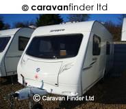 Sprite Major 6 2008 caravan