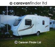 Sprite Alpine 4 2010 caravan