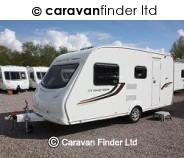 Sprite Musketeer EB 2010 caravan