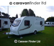 Sprite Musketeer TD 2010 caravan
