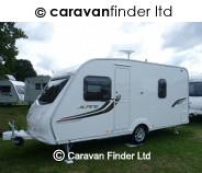 Sprite Alpine 4 2011 caravan