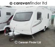 Sprite Sportstyle S4 2011 caravan