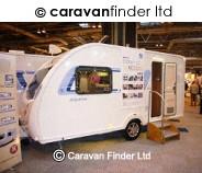 Sprite Alpine 2 2012 caravan