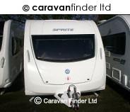 Sprite Major 4 2012 caravan