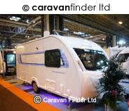 Sprite Musketeer EB 2012 caravan