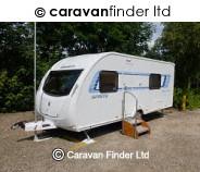 Sprite Major 4 FB 2013 caravan