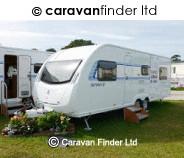 Sprite Quattro FB 2013 caravan