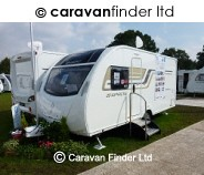 Sprite Alpine 4 2015 caravan