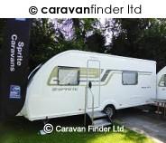 Sprite SPRITE FREESTYLE S4 FB 2015 caravan