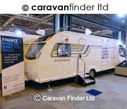 Sprite Major 4 SB 2015 caravan