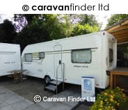 Sprite Major 6 TD 2015 caravan