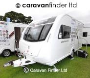 Sprite Alpine 2 2016 caravan