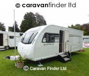 Sprite Swift Classic Doublette 2016 caravan