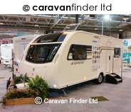 Sprite Major 6 TD 2016 caravan