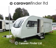 Sprite Major 4 SB SR Diamond 2017 caravan
