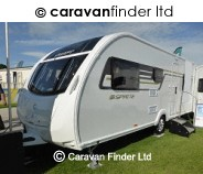 Sprite Major 6 TD SR 2017 caravan