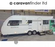 Sprite Quattro DD SR 2017 caravan