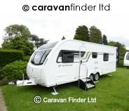 Sprite Swift Charisma 630 2017 caravan