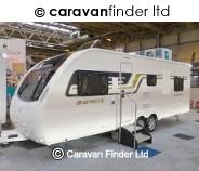 Sprite Quattro FB 2018 caravan