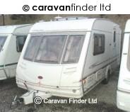Sterling Amber 2001 caravan
